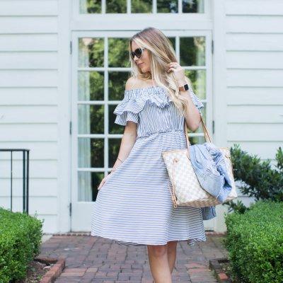 One Dress 3 Ways + Memorial Day Sales