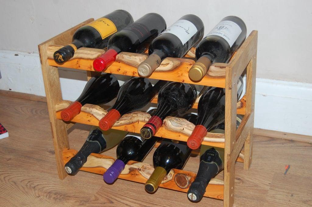 26 diy wine rack ideas how to build