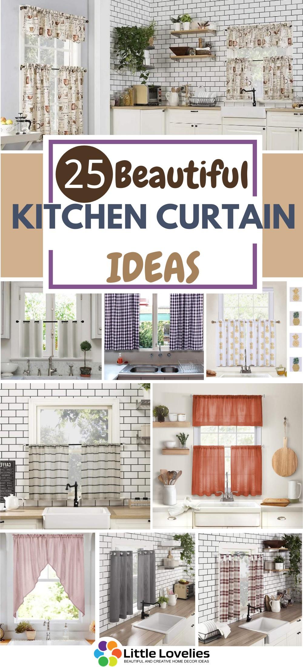 kitchen curtain ideas 2020 smart trik