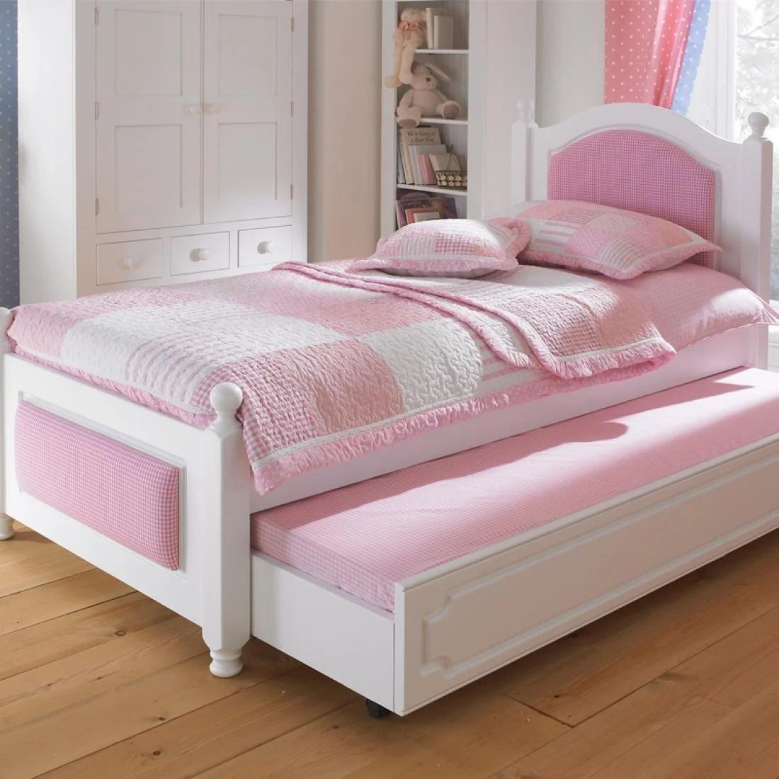 sammy girls truckle bed