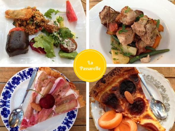 Marseille, restaurant, la Passarelle