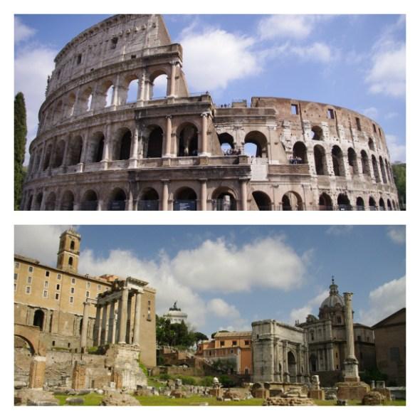 italie-rome-colisee-palatin-forum