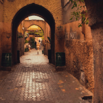 Getting Lost in the Medina of Marrakech