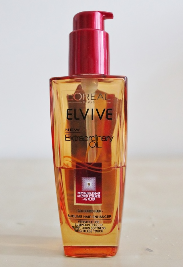 L'Oreal Elvive Extraordinary Hair Oil