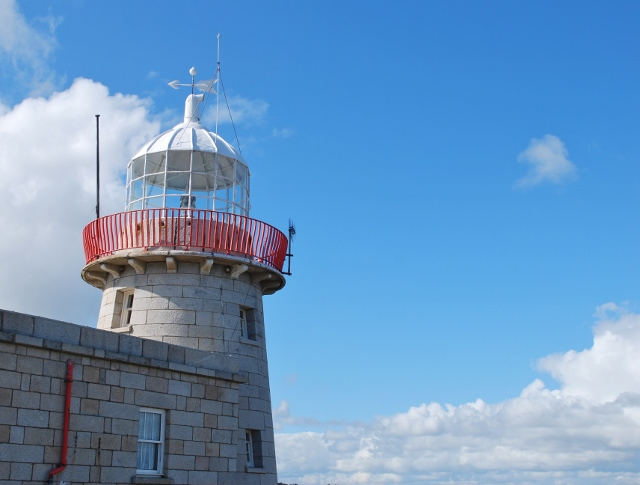 Howth light house
