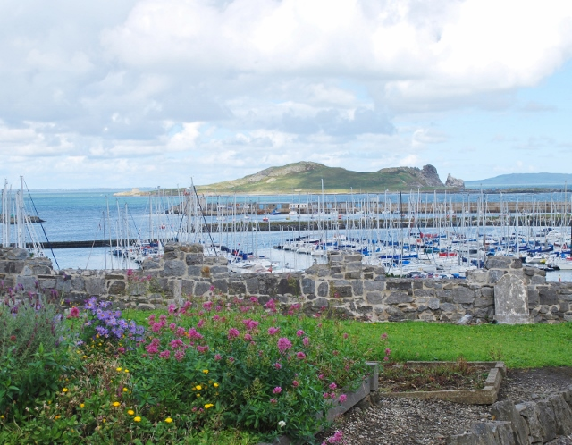 View from Howth cemetery