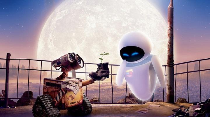 WALL-E valentine's day