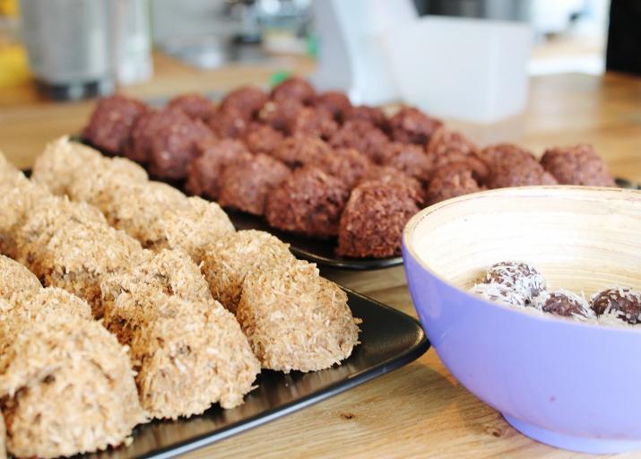 Sweetly Simple truffles