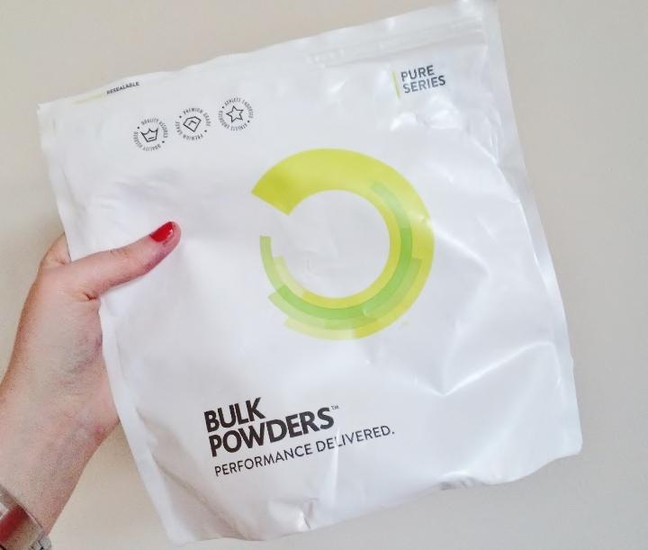 Bulk powders whey protein