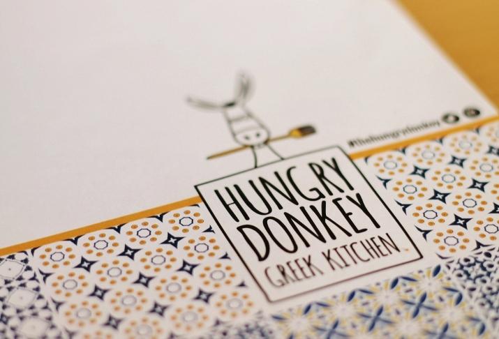 Hungry Donkey London restaurant