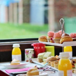 London's Best Afternoon Tea Bus Tour