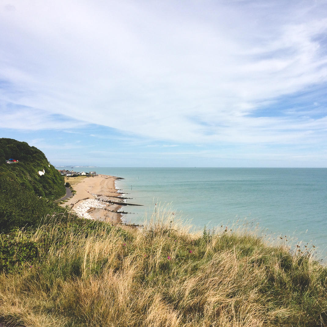 kingsdown beach