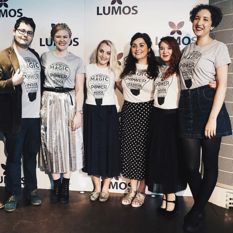 we are lumos gala