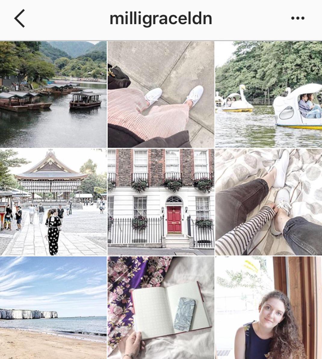 milligraceldn instagram