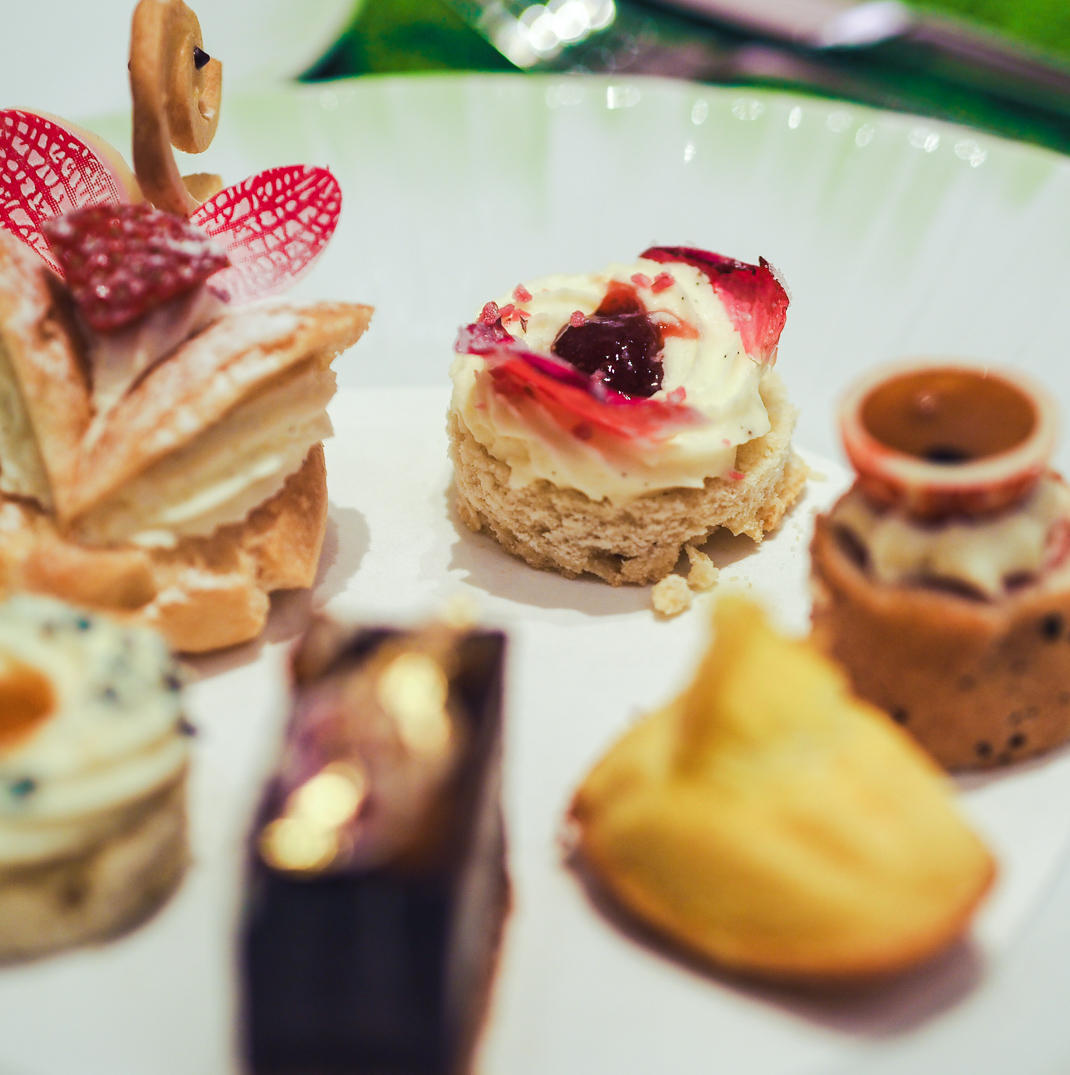 The Park Tower Knightsbridge afternoon tea in London