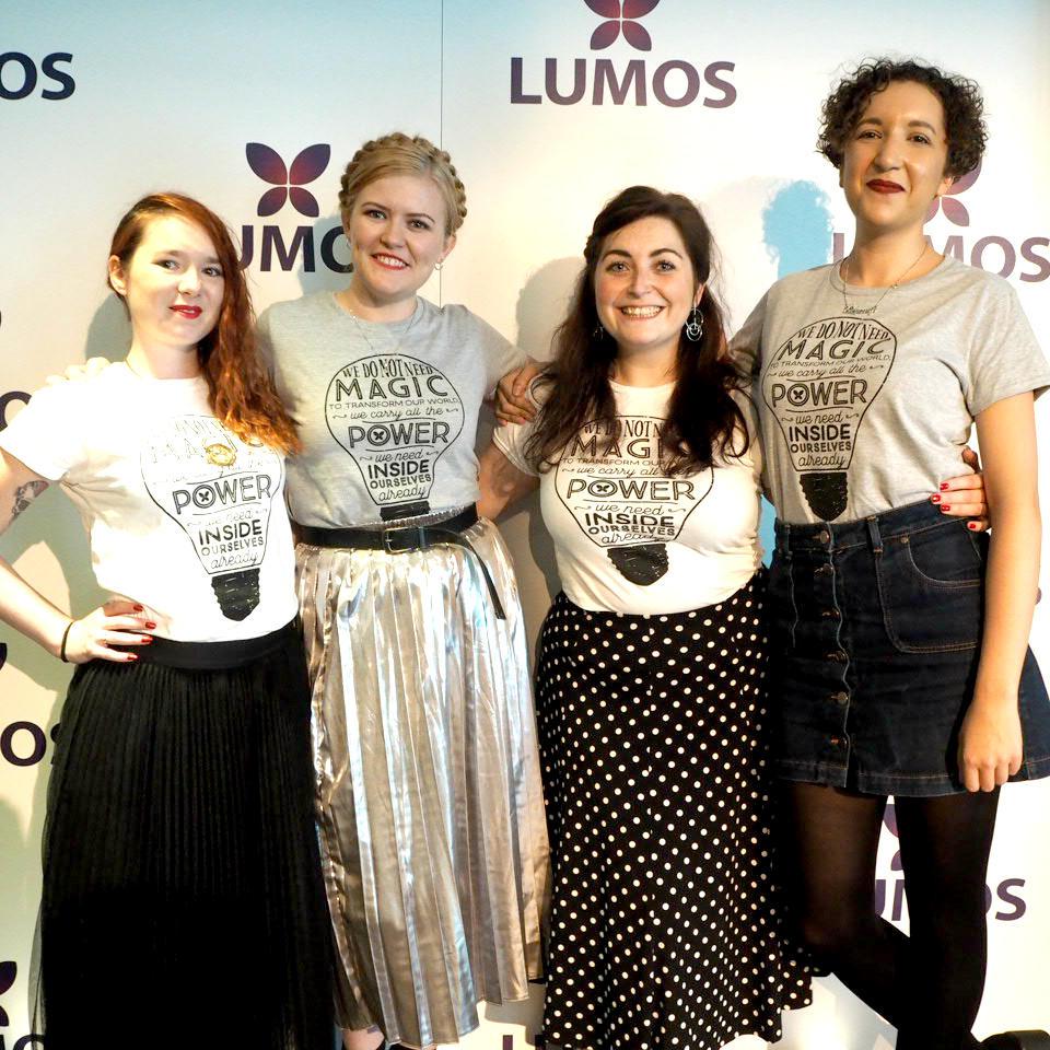 lumos charity gala
