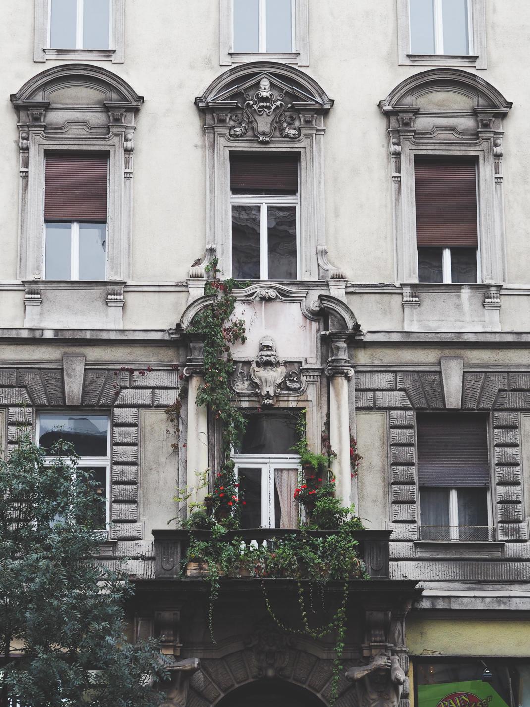 budapest architecture