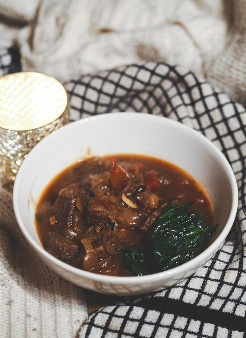mulled wine beef stew