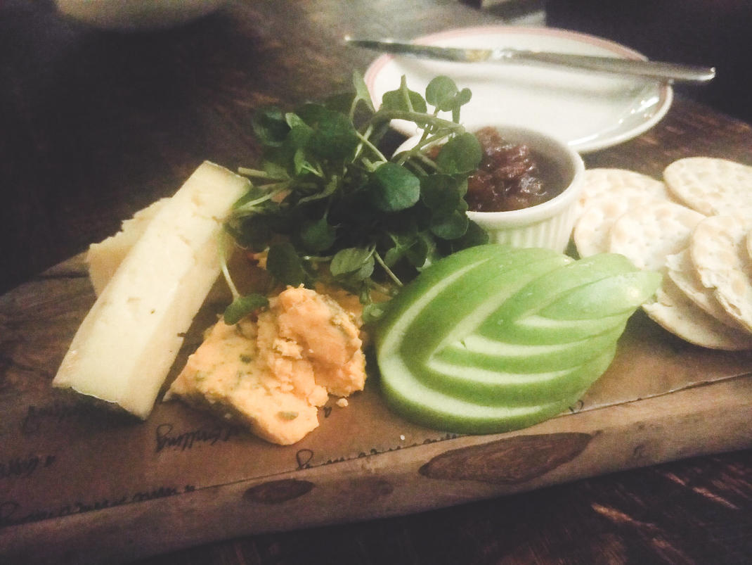meatup wandsworth cheese plate