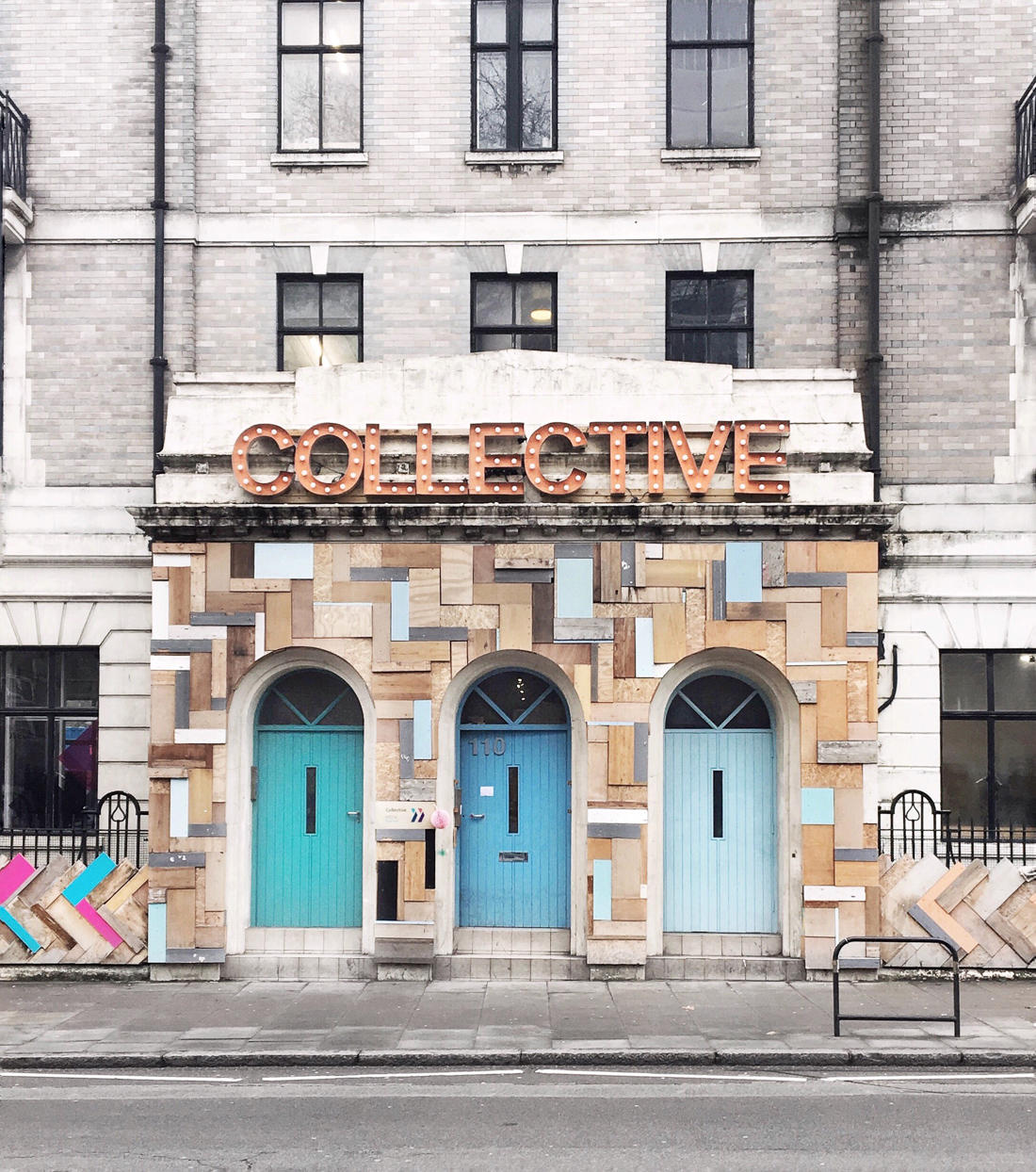 collective london work space