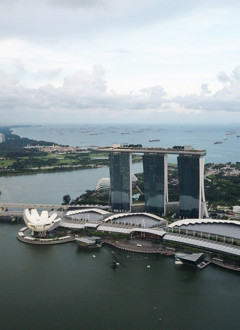 HOTEL REVIEW: The Marina Bay Sands in Singapore