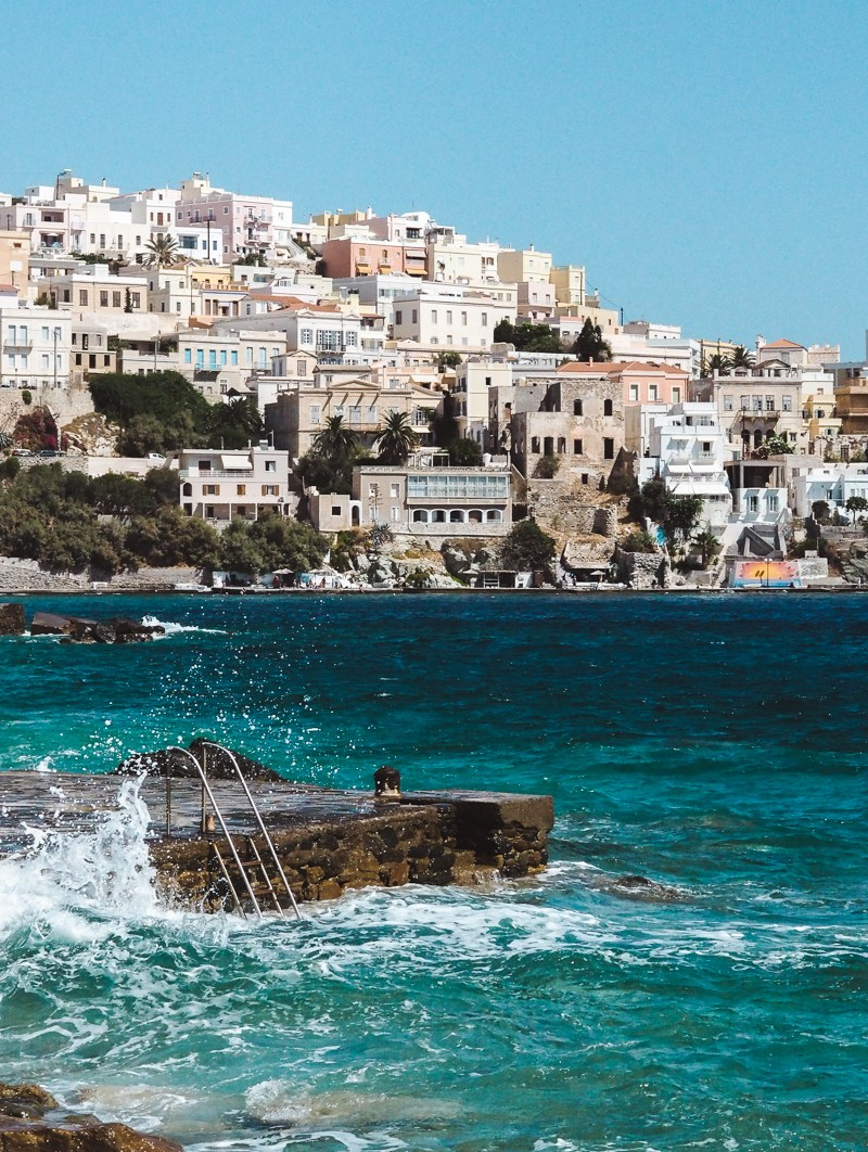 Our Week On The Greek Island Of Syros