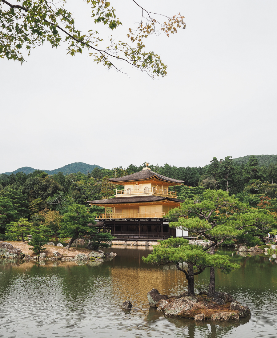 golden paviliob