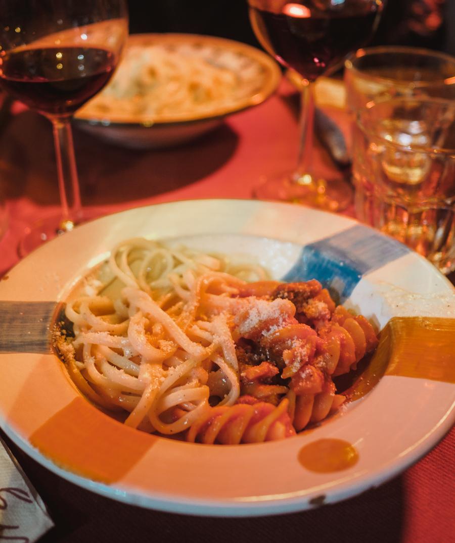 Food tour The Roman Guy