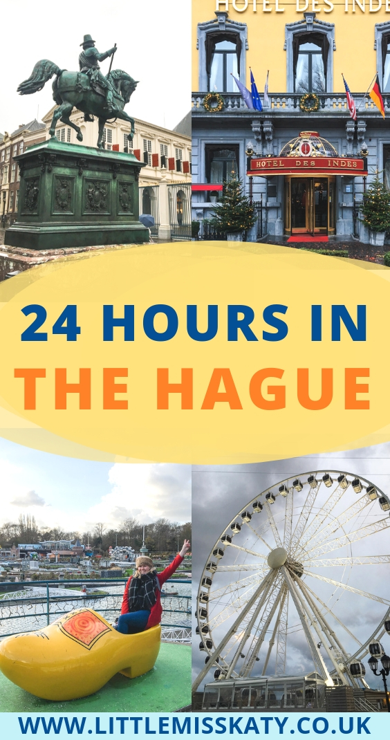 24 Hours in the Hague