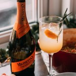 Mionetto prosecco and orange cocktail