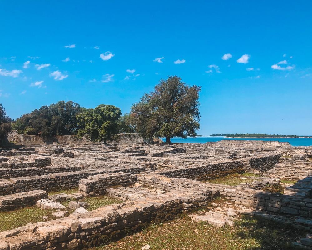 Brijuni National Park, island in Istria
