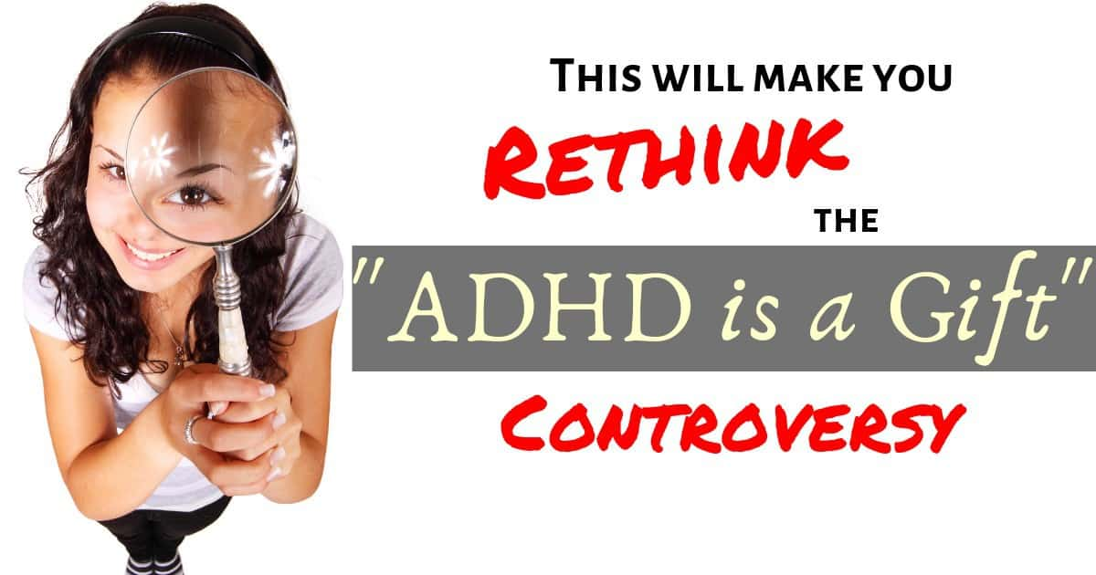 "This Will Make You Rethink the ""ADHD is a Gift"" Controversy"