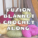 Fusion Blanket Crochet Along