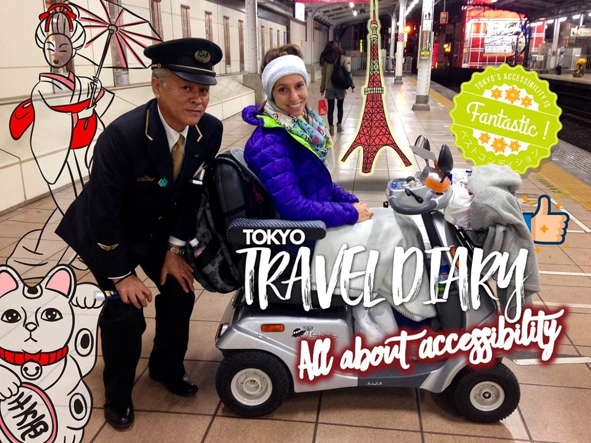 Tokyo | All about Accessibility