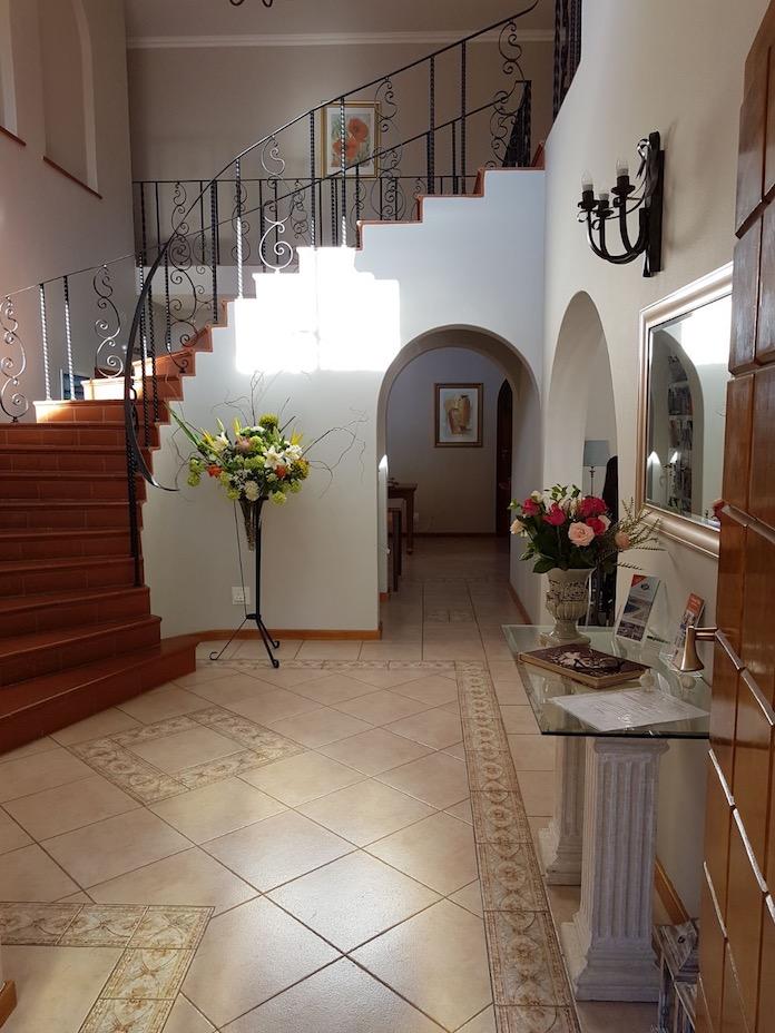 Hall - A Tuscan Villa