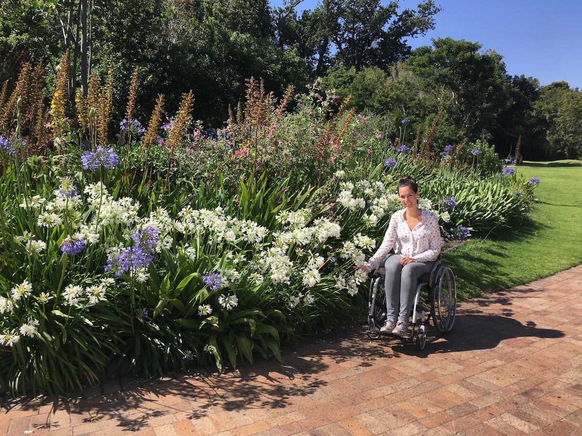 Wheelchair-accessible Kirstenbosch National Botanical Garden