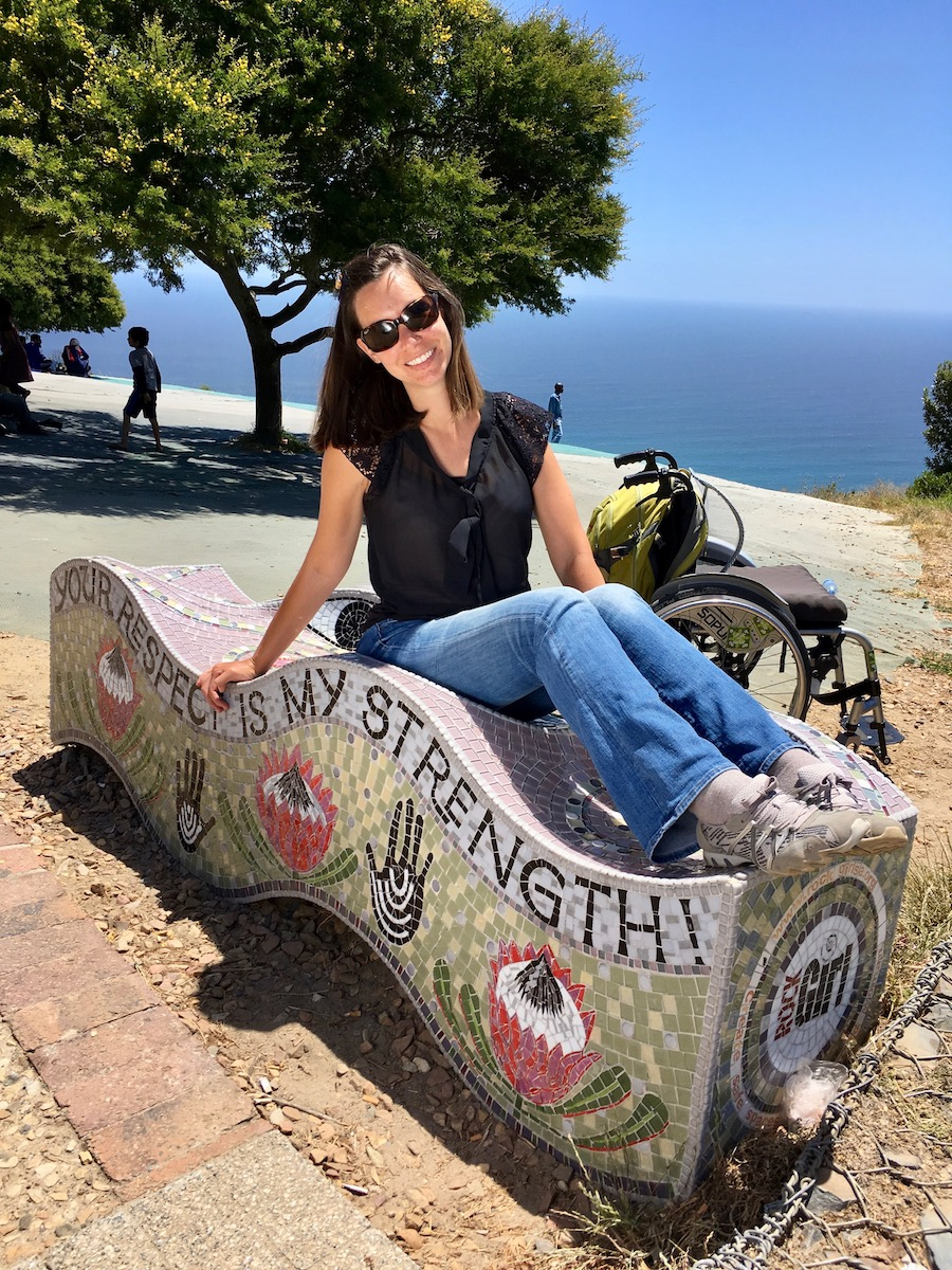 Wheelchair-accessible Signal Hill | Little Miss Turtle
