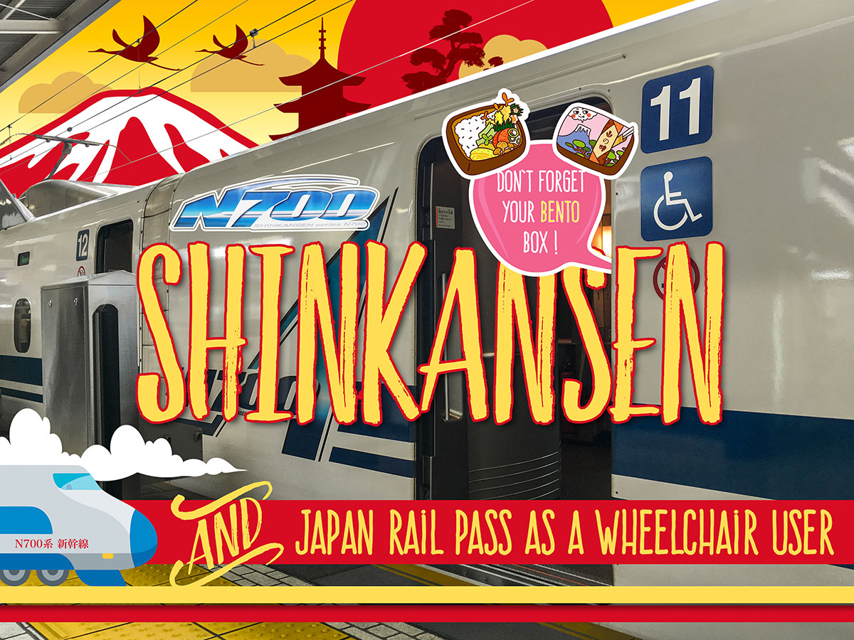 Shinkansen & Japan Rail Pass | Little Miss Turtle