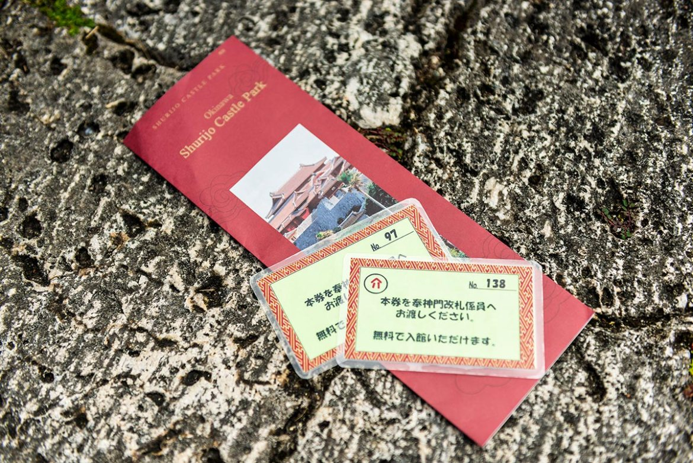 Free admission to Shuri Castle   Little Miss Turtle   Wheelchair Travel Blog