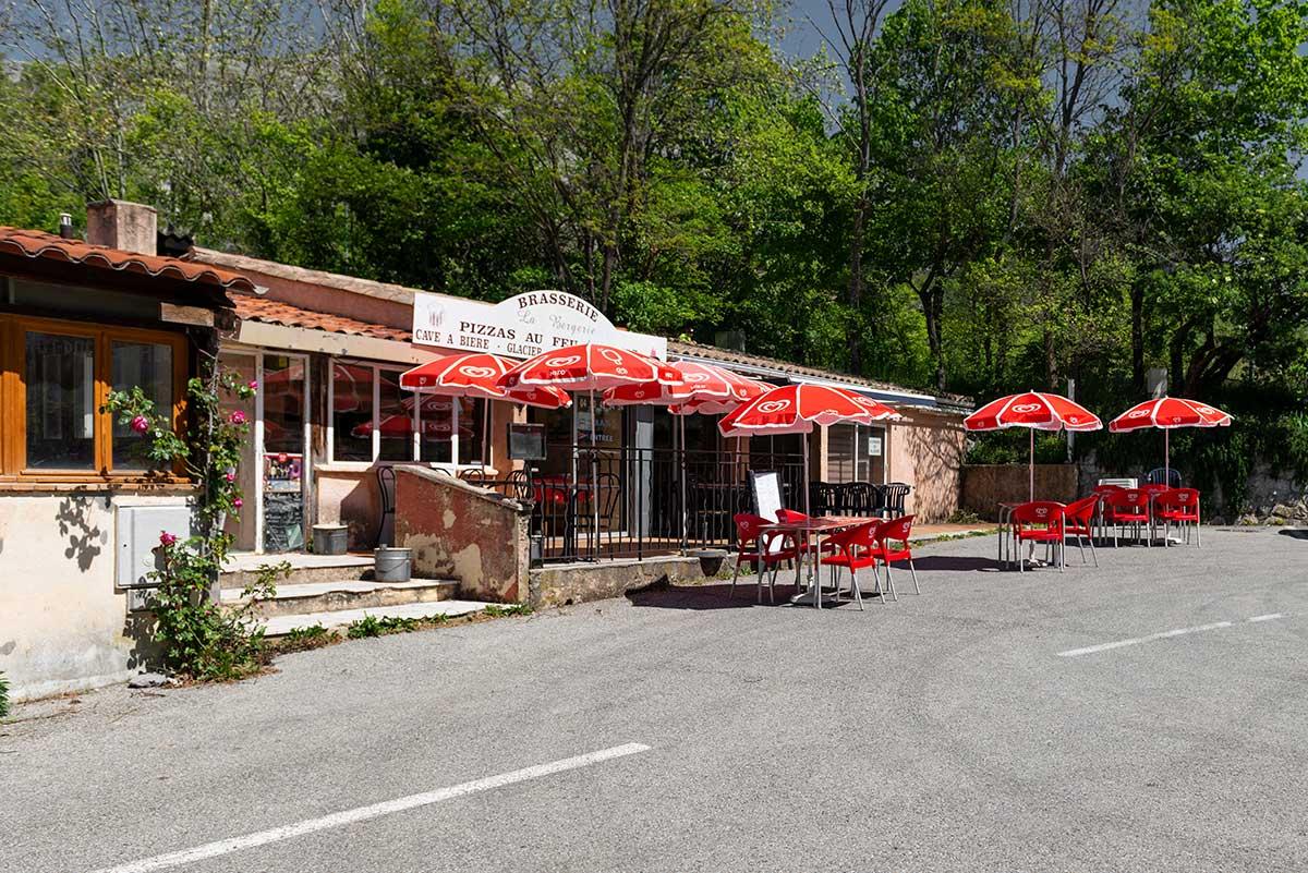Brasserie La Bergerie Gourdon | Little Miss Turtle | Wheelchair Travel Blog
