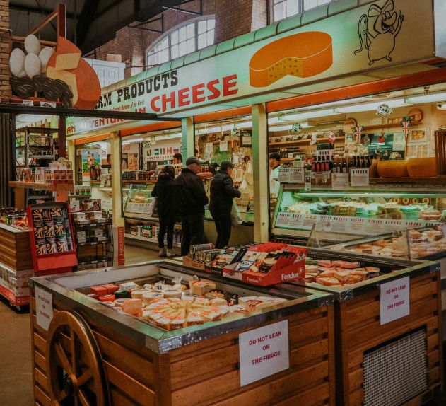 St Lawrence Market Kate Winney Toronto Travel guide