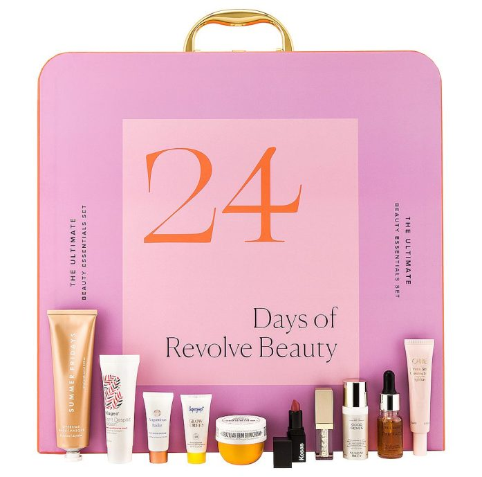Revolve Beauty Advent Calendar 2020 Little Miss Winney