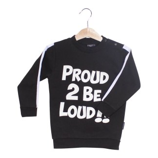 LUCKY NO. 7 | PROUD TO BE LOUD - PROUD 2BE LOUD SWEATER