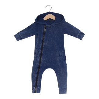 LUCKY NO. 7 | PROUD TO BE LOUD - DENIM ONEPIECE