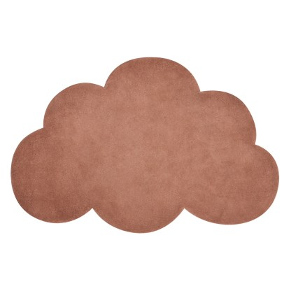 LILIPINSO | RØDBRUN SKY TÆPPE - TRENDY BROWN