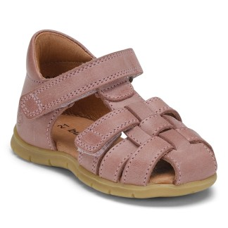 BUNDGAARD | BALI SANDAL, OLD ROSE