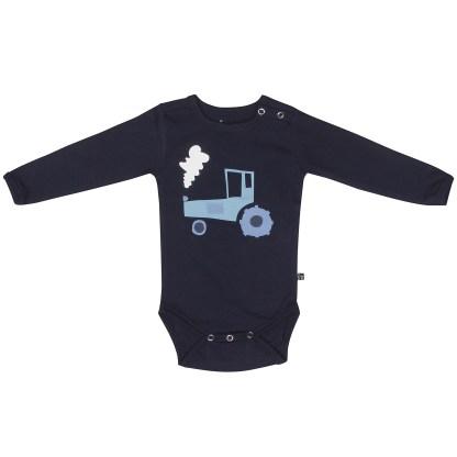 KIDS UP BABY | TRAKTOR BODY - NAVY
