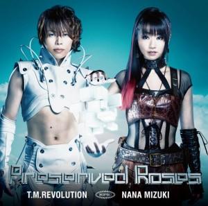 T.M.Revolution x 水樹奈々 - Preserved Roses