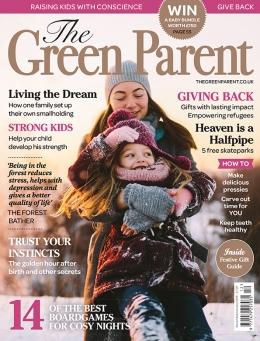 Green parent magazine subscription