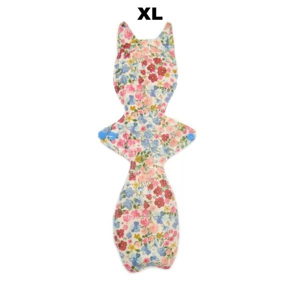 serviette hygiénique lavable XL